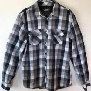 VANS Off the Walls men's long sleeve shirt size XL